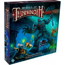 Heroes of Terrinoth (inglés)