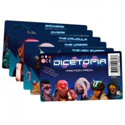 Dicetopia Faction Pack