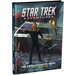 Star Trek Adventures RPG....