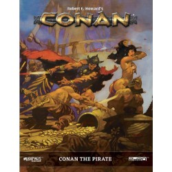 Conan RPG: The Pirate
