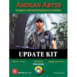 Andean Abyss 2nd Ed. Update...