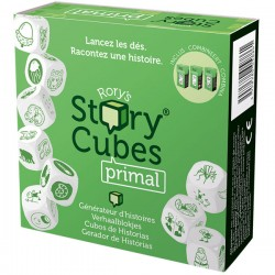 Story Cubes: Primal