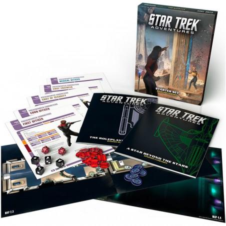 Star Trek Adventures RPG...