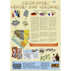 Peloponnes: Heroes and...