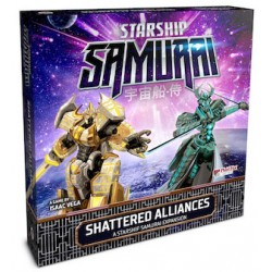 Starship Samurai: Shattered...