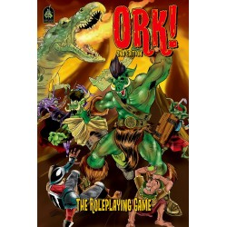 Ork! The Roleplaying Game,...