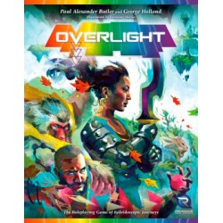 Overlight RPG Core Book