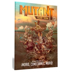 Mutant: Year Zero. Manual...