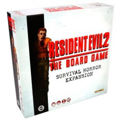 Resident Evil 2 The Board...