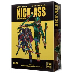 Kick-Ass: El juego de Tablero