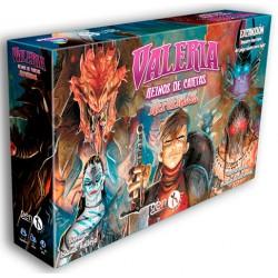 Valeria: Reinos de Cartas....