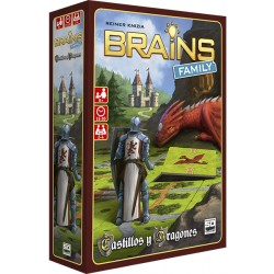 Brains Family: Castillos y...