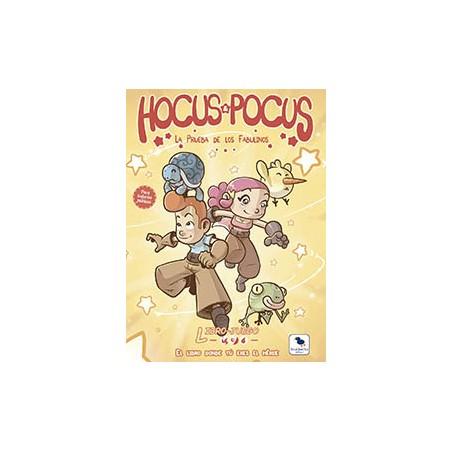 Hocus Pocus (librojuego)