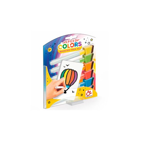 Speed Colors: Kit de...