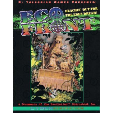 Cyberpunk: EcoFront