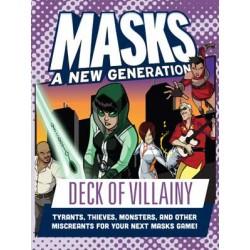 Masks: Deck of Villainy