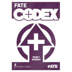 The Fate Codex Anthology,...