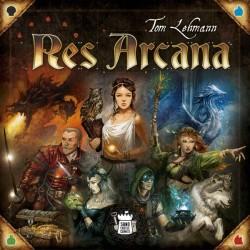Res Arcana (inglés)