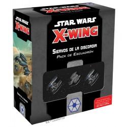 X-Wing 2ª Ed. Siervos de la...