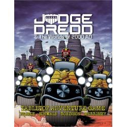 Judge Dredd & The Worlds of...