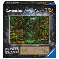 Escape Puzzle: El Templo...