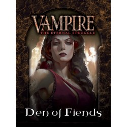 Vampire: T.E.S. Den of Fiends