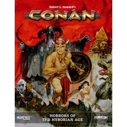 Conan RPG: Horrors of the...