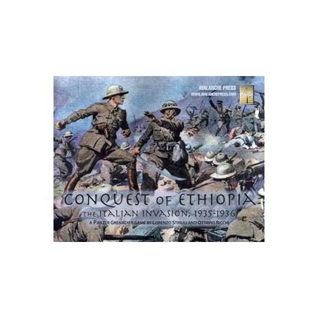 Panzer Grenadier: Conquest...