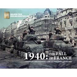 Panzer Grenadier: The Fall...