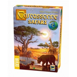 Caracassonne Safari
