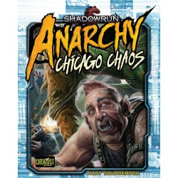 Shadowrun 5th. Chicago Chaos