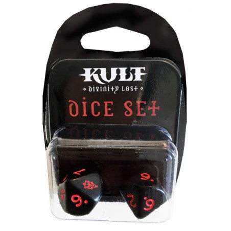 KULT: Divinity Lost - Dice Set