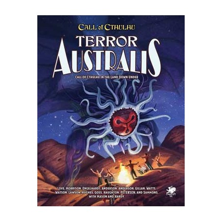Call of Cthulhu. Terror...