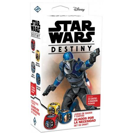 Star Wars Destiny: Aliados...