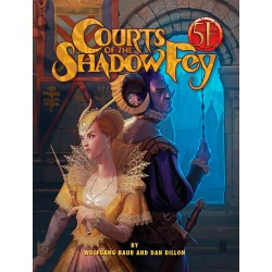 Courts of the Shadow Fey...