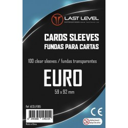100 Fundas Last Level Euro...