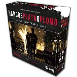 Narcos Plata o Plomo + promo