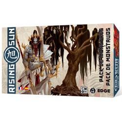 Rising Sun: Pack de monstruos
