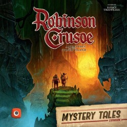 Robinson Crusoe: Mystery...