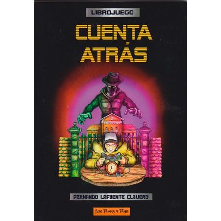 Cuenta Atrás (librojuego)