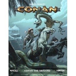 Conan RPG: Conan the Brigand
