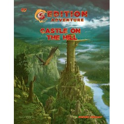 5e Adventure. Castle Upon...