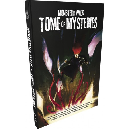 Monster of the Week: Tome...