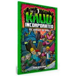 Kaiju Incorporated El Juego...