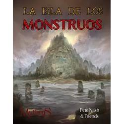 Mythras: La Isla de los...
