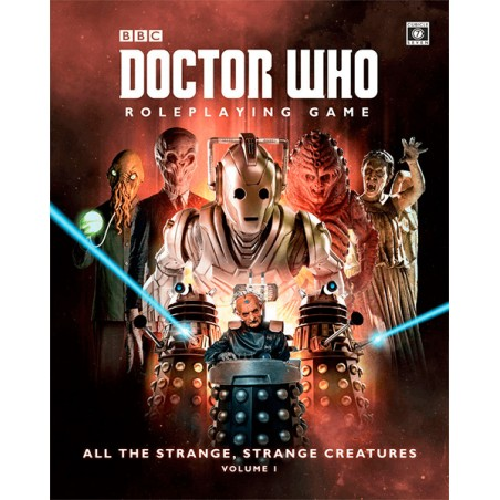 Doctor Who RPG: All the...