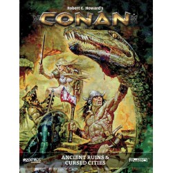 Conan RPG: Ancient Ruins &...