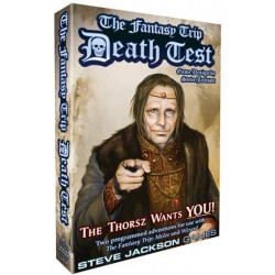 The Fantasy Trip: Death Test