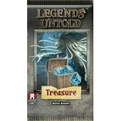 Legends Untold: Treasure...
