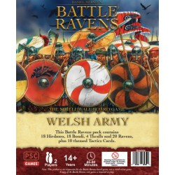 Battle Ravens: Welsh Army Pack